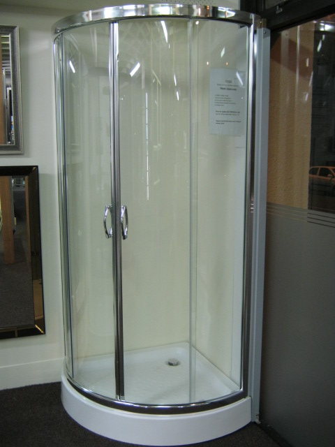 Hinged Shower Screen >> Shower Screens | Lansdell Glass