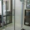 Frameless 10mm Toughened Safety Glass Shower Screen