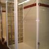 Elite Pivit Door Laminated safety Glass Shower Screen