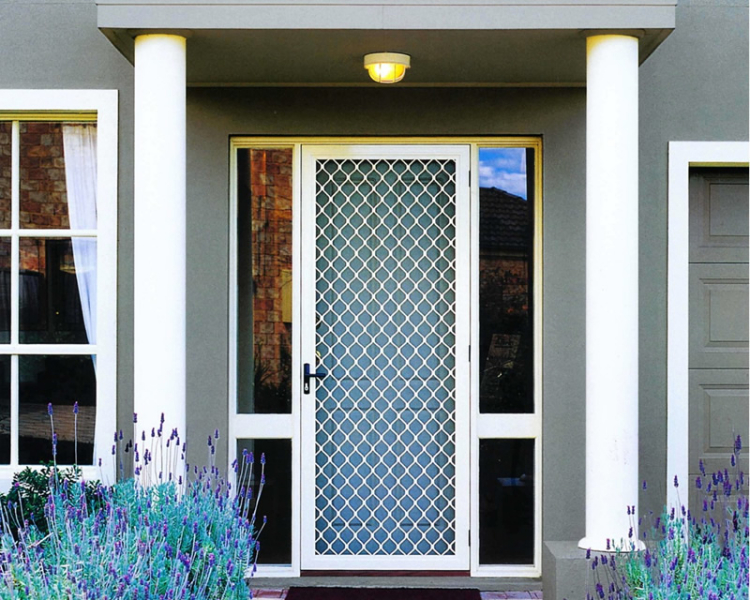 securamesh-outside & Grilled Security Doors and Windows | Lansdell Glass pezcame.com