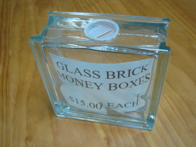 Novelty Glass Bricks Lansdell Glass