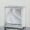 Janus DW Glass Brick (1 Side Wave / 1 Side Frosted)
