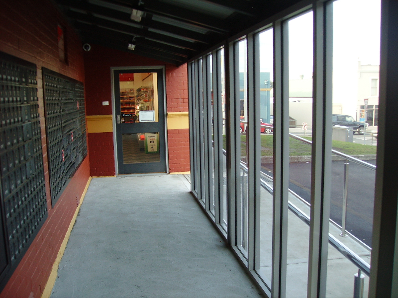 Shop Fronts And Office Fittings Lansdell Glass