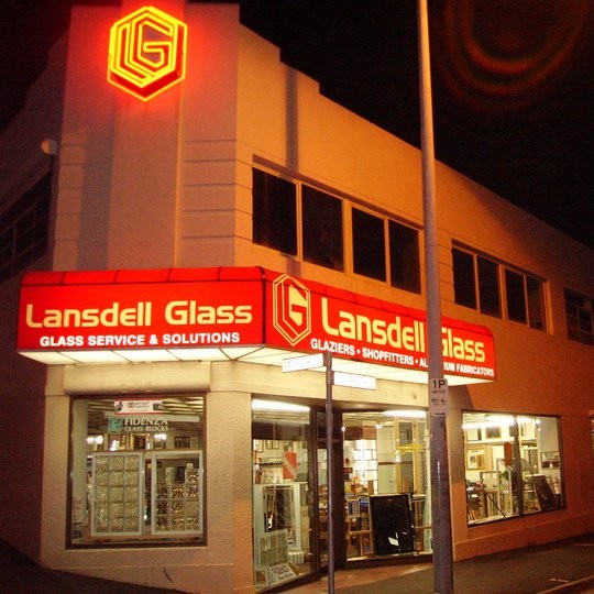 Lansdell Glass