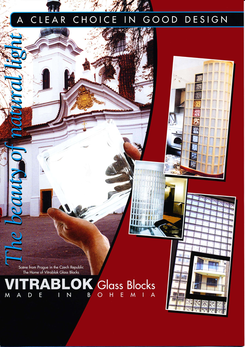 Vitrablok Glass Blocks