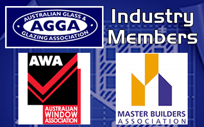 Building, Glass and Glazing Indusrty Memberships