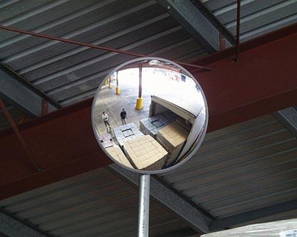 Premium indoor Convex Mirror