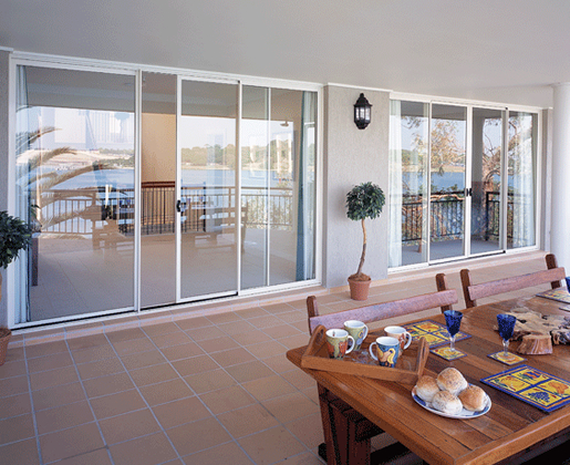 Trend Sliding Window Residential Style