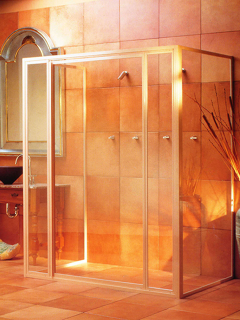 Marquis Laminated Shower Screen